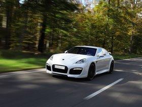 Fotos de TechArt Porsche Panamera GrandGT 2010