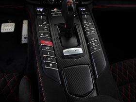 Ver foto 5 de TechArt Porsche Panamera Turbo GrandGT 2011
