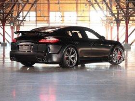 Ver foto 3 de TechArt Porsche Panamera Turbo GrandGT 2011