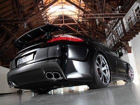 Ver foto 2 de TechArt Porsche Panamera Turbo GrandGT 2011