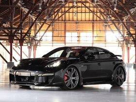 Ver foto 6 de TechArt Porsche Panamera Turbo GrandGT 2011
