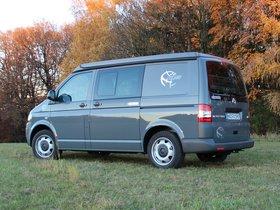 Ver foto 2 de Terra Camper Volkswagen Transporter T5 Tecamp 2013