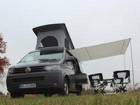 Fotos de Terra Camper Volkswagen Transporter T5 Tecamp 2013
