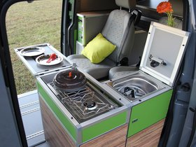 Ver foto 8 de Terra Camper Volkswagen Transporter T5 Tecamp 2013