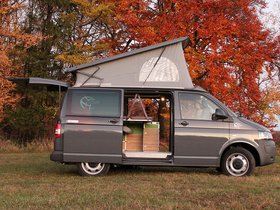 Ver foto 5 de Terra Camper Volkswagen Transporter T5 Tecamp 2013