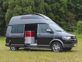 Ver foto 6 de Terra Camper Volkswagen Transporter T5 Terock 2013