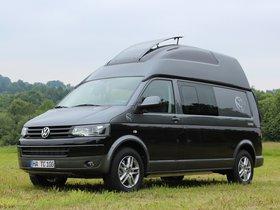 Fotos de Terra Camper Volkswagen Transporter T5 Terock 2013