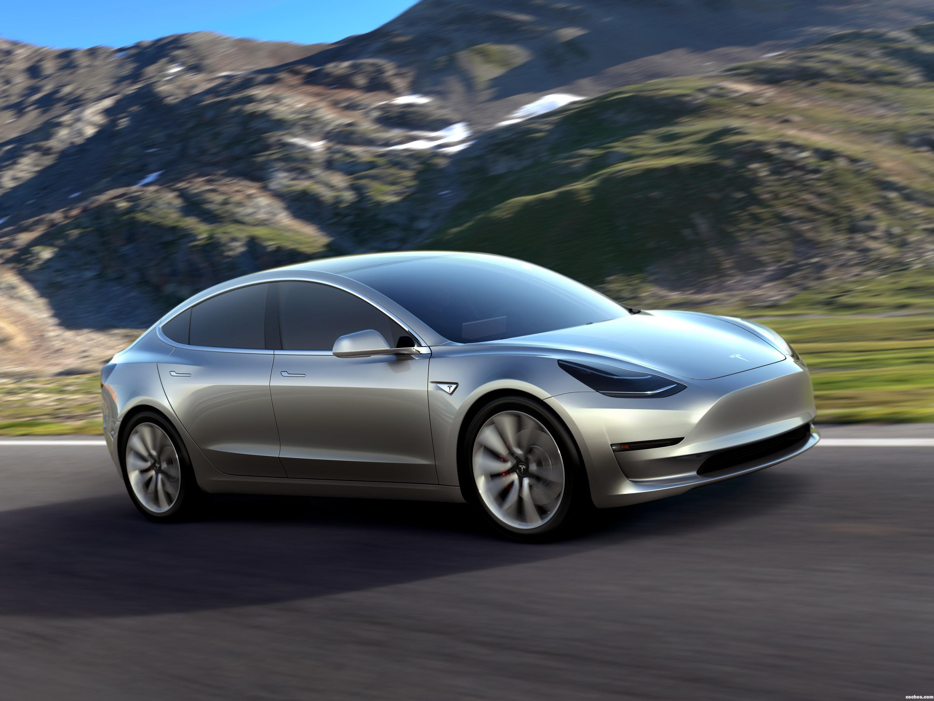 Foto 0 de Tesla Model 3 2016