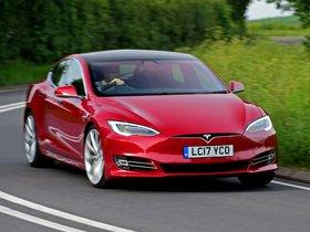 Ver foto 3 de Tesla Model S P100D UK 2017