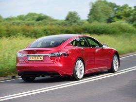 Ver foto 2 de Tesla Model S P100D UK 2017