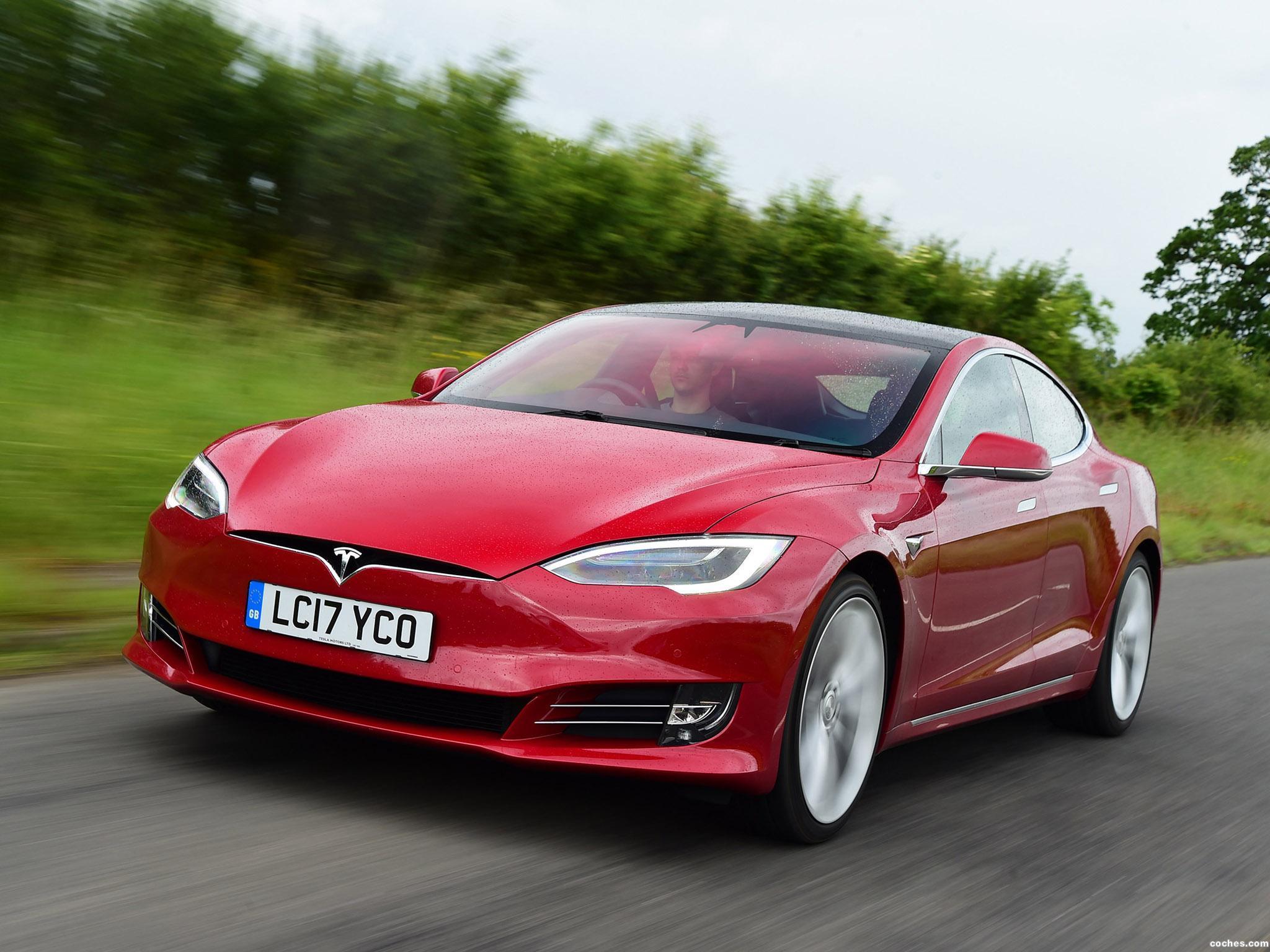 Foto 0 de Tesla Model S P100D UK 2017