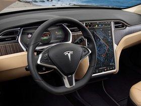 Ver foto 12 de Tesla Model S 2012