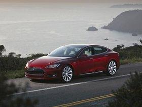 Ver foto 3 de Tesla Model S 2012