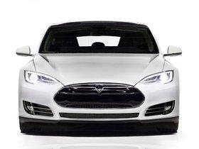 Ver foto 2 de Tesla Model S 2012