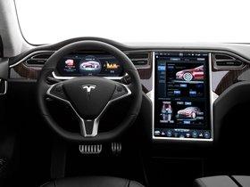 Ver foto 23 de Tesla Model S 2012