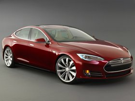 Fotos de Tesla Model S 2012