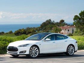 Ver foto 29 de Tesla Model S 2012