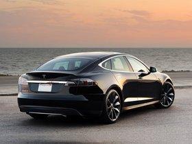 Ver foto 28 de Tesla Model S 2012