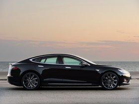Ver foto 27 de Tesla Model S 2012