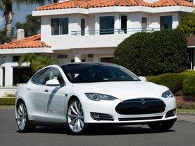 Ver foto 26 de Tesla Model S 2012