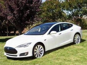Ver foto 25 de Tesla Model S 2012