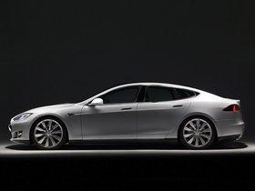Ver foto 7 de Tesla Model S 2012