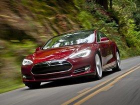Ver foto 5 de Tesla Model S 2012