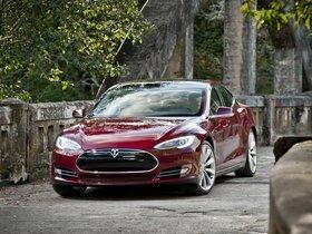 Ver foto 4 de Tesla Model S 2012