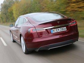 Ver foto 16 de Tesla Model S 2012