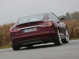 Ver foto 14 de Tesla Model S 2012