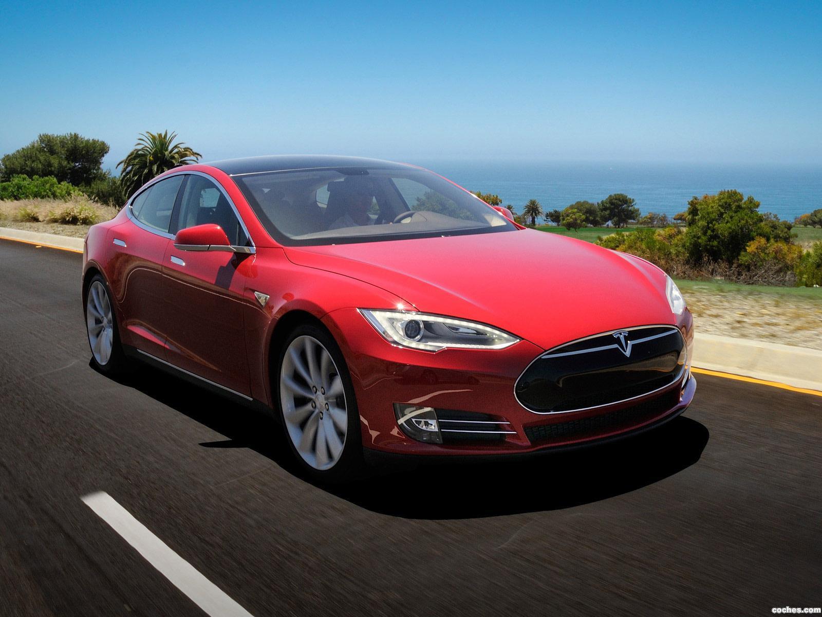 Foto 0 de Tesla Model S 2012
