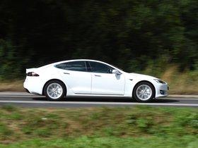 Ver foto 3 de Tesla Model S 60D UK 2016