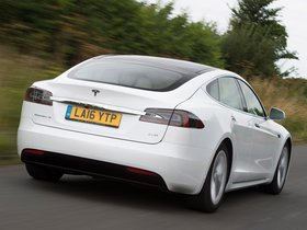 Ver foto 2 de Tesla Model S 60D UK 2016