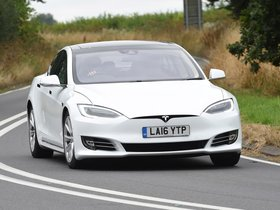 Ver foto 1 de Tesla Model S 60D UK 2016