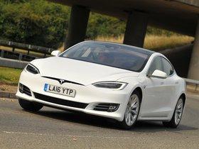 Ver foto 10 de Tesla Model S 60D UK 2016