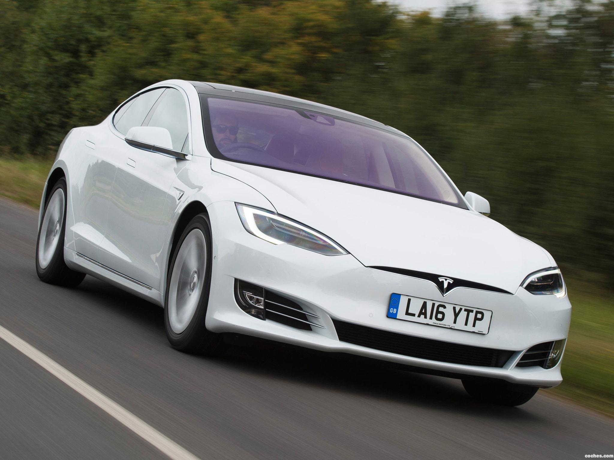 Foto 3 de Tesla Model S 60D UK 2016