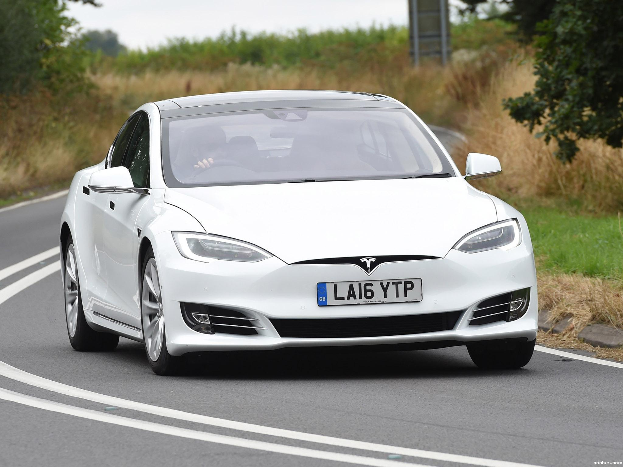 Foto 0 de Tesla Model S 60D UK 2016