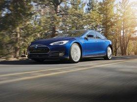 Ver foto 2 de Tesla Model S 70D USA 2016