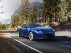 Ver foto 1 de Tesla Model S 70D USA 2016