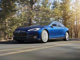 Ver foto 2 de Tesla Model S 70D 2015