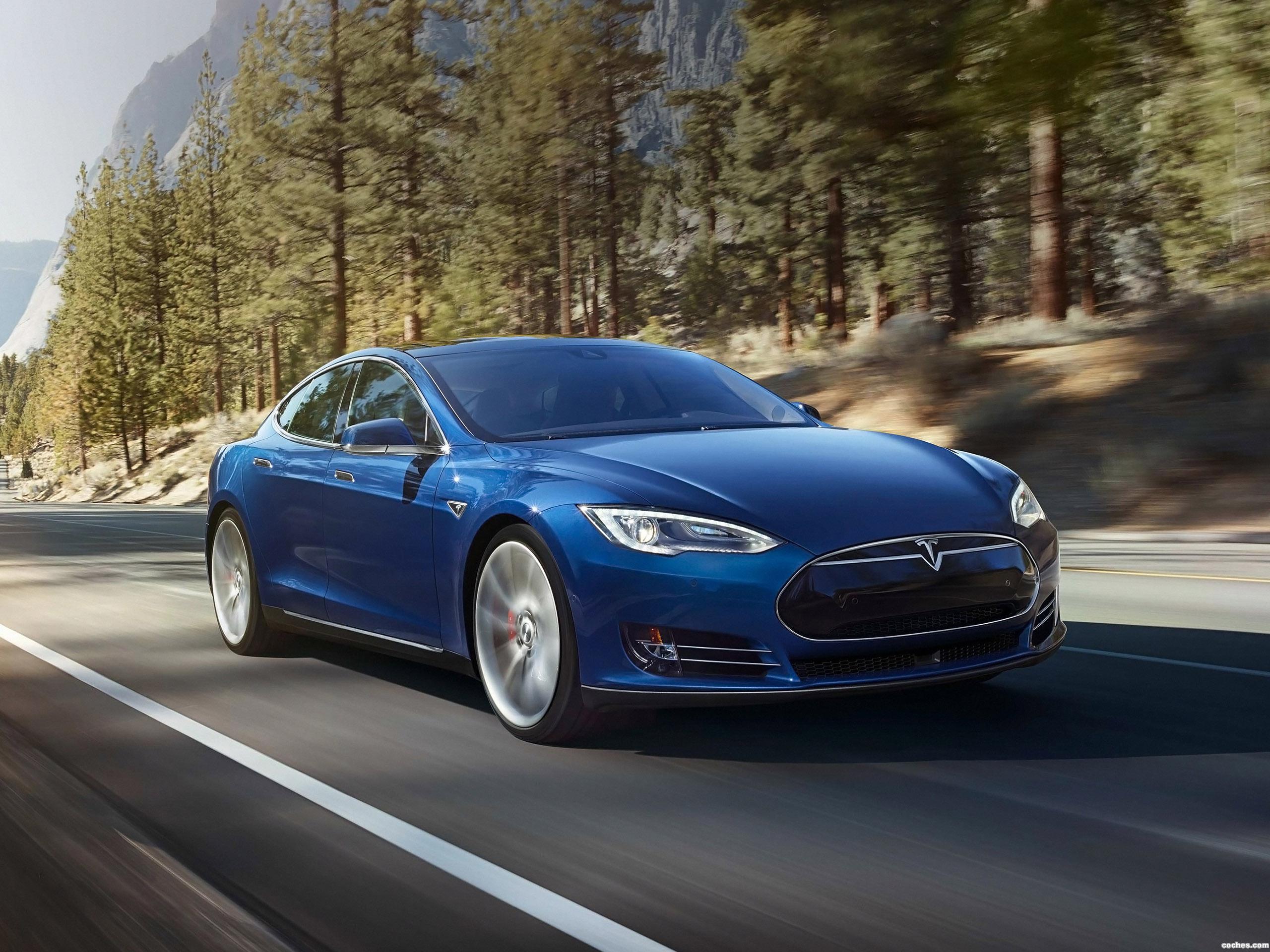 Foto 0 de Tesla Model S 70D 2015