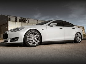Ver foto 4 de Tesla Model S AEZ Cliff 2014