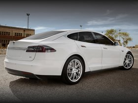 Ver foto 2 de Tesla Model S AEZ Cliff 2014