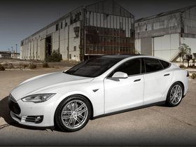 Ver foto 1 de Tesla Model S AEZ Cliff 2014