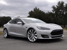 Ver foto 5 de Tesla Model S Alpha 2011