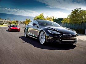 Ver foto 4 de Tesla Model S Alpha 2011