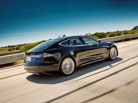 Ver foto 3 de Tesla Model S Alpha 2011
