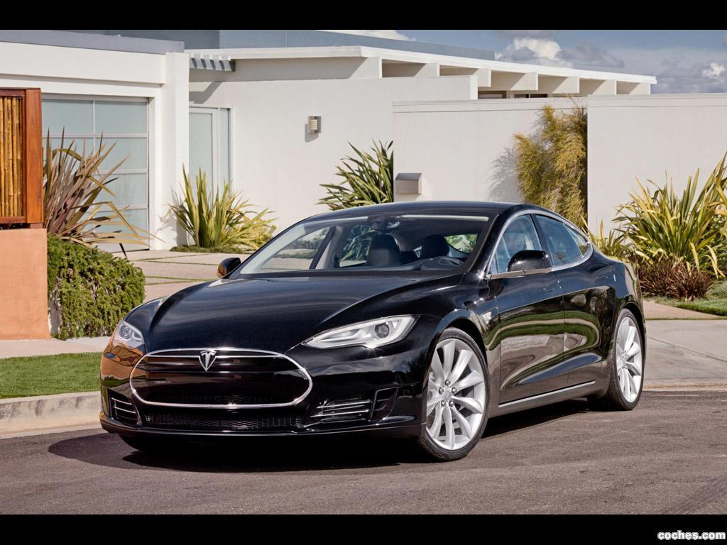 Foto 0 de Tesla Model S Alpha 2011