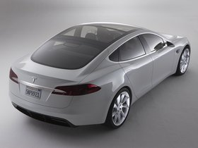 Ver foto 5 de Tesla Model S Concept 2009