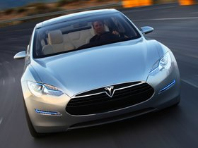 Ver foto 7 de Tesla Model S Concept 2009